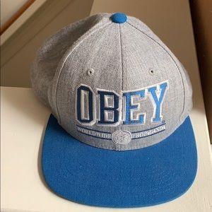 Snapback Obey Hat